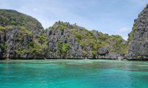 Zdjecie FILIPINY / Palawan / El Nido - Archipelag Bacuit / Mała Laguna