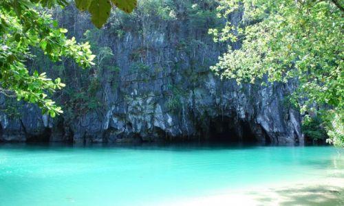 Zdjęcie FILIPINY / Palawan / Sabang / Podziemna rzeka