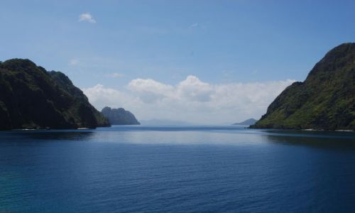Zdjecie FILIPINY / Palawan / El Nido - Archipelag Bacuit / Cieśnina Tapiutan
