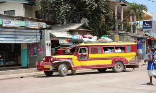 Zdjecie FILIPINY / Palawan / Coron Town / Filipiny - Coron Town