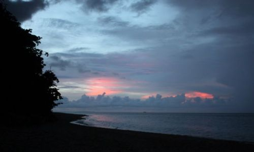 Zdjęcie FILIPINY / Boracay / Puka Beach / sentymentalnie...