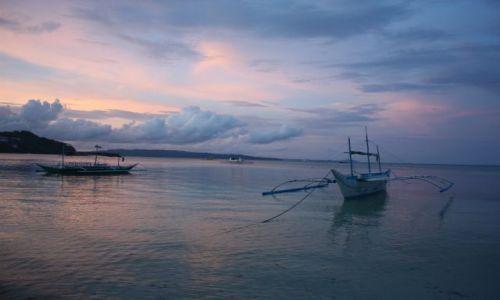 Zdjecie FILIPINY / Boracay / Boracay / tlo pod marzenia...
