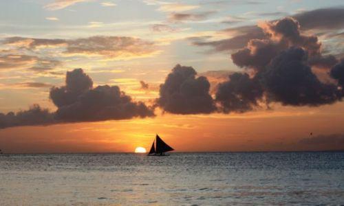 Zdjecie FILIPINY / boracay / boracay / rejs po horyzoncie raju....