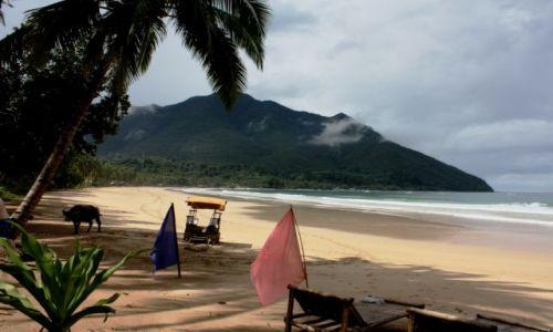 Zdjecie FILIPINY / palawan / sabang / pustych plazy czar...bezcenne ;-)