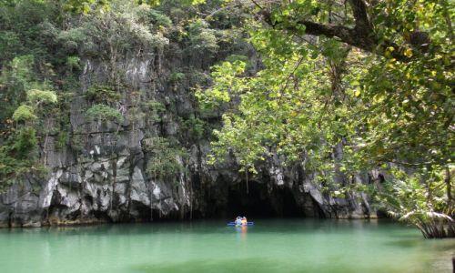 Zdjecie FILIPINY / Palawan / Sabang i okolice / ... wrota do podziemnej rzeki ...