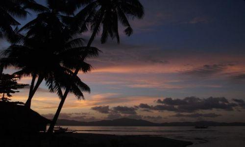 Zdjecie FILIPINY / Palawan / Port Barton / ...