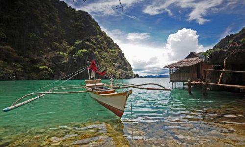 FILIPINY / palawam / coron / bangka1
