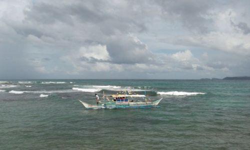 Zdjęcie FILIPINY / Palawan / Sabang / ... z niebem w tle ...