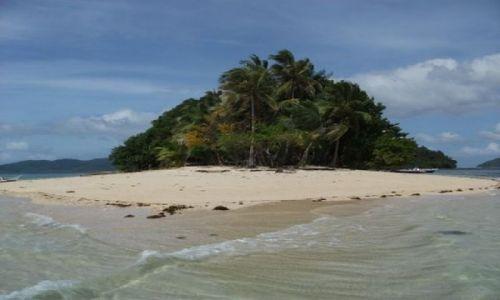 Zdjęcie FILIPINY / Palawan / Port Barton, okolice / ... na styku ...