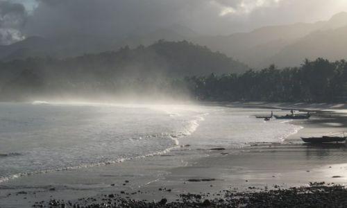 Zdjęcie FILIPINY / Palawan / Sabang i okolice / ... wodny pył ...