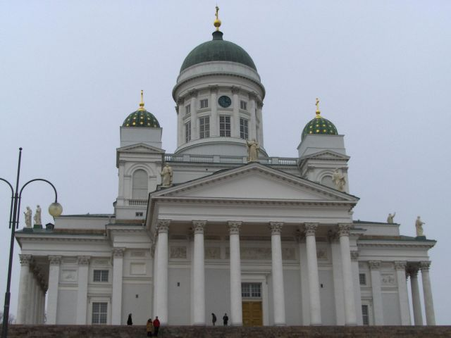 Zdjęcia: Helsinki, Katedra luterańska, FINLANDIA