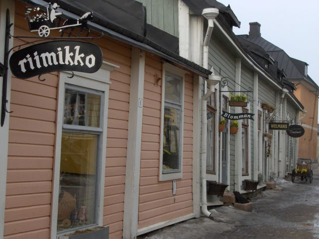 Zdjęcia: Helsinki, Stary rower, FINLANDIA