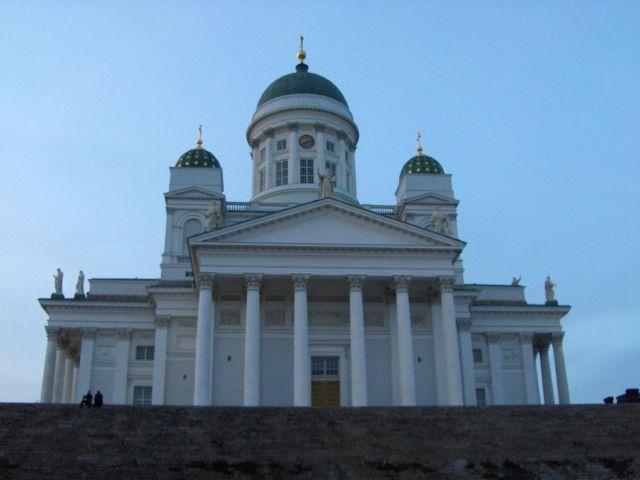 Zdj�cia: Helsinki, Katedra Lutera�ska, FINLANDIA