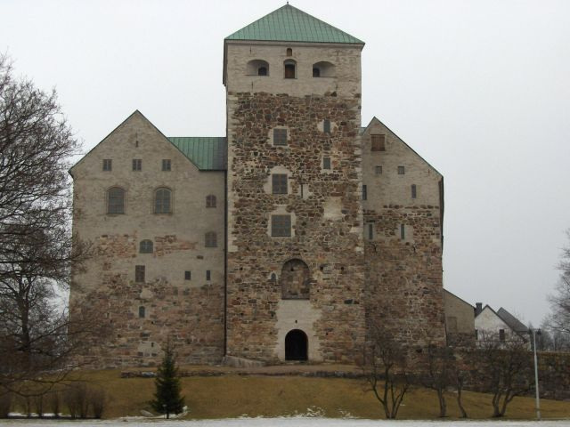 Zdjęcia: Turku, Zamek w Turku, FINLANDIA