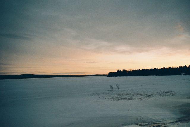 Zdjęcia: OKOLICA ROVANIEMI, LAPLAND, FIŃSKI KRAJOBRAZ, FINLANDIA