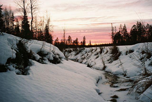 Zdjęcia: SRODKOWY LAPLAND, LAPLAND, FIŃSKI KRAJOBRAZ, FINLANDIA