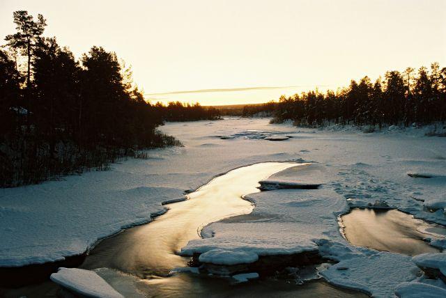 Zdj�cia: PO�NOCNY LAPLAND, LAPLAND, FI�SKIE KLIMATY, FINLANDIA
