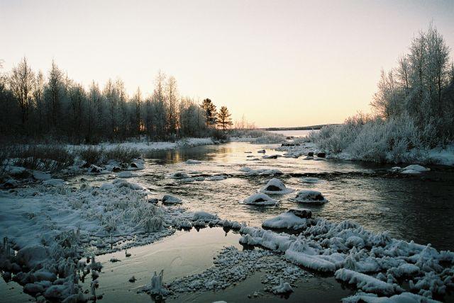Zdj�cia: �RODKOWY LAPLAND, LAPLAND, FI�SKIE KLIMATY, FINLANDIA