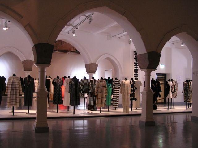 Zdjęcia: Helsinki, Muzeum Designu, FINLANDIA