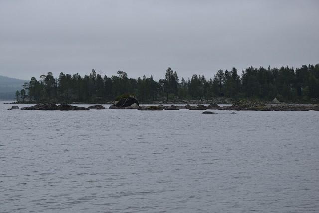 Zdjęcia: Inari, Laponia, Jezioro Inari, FINLANDIA