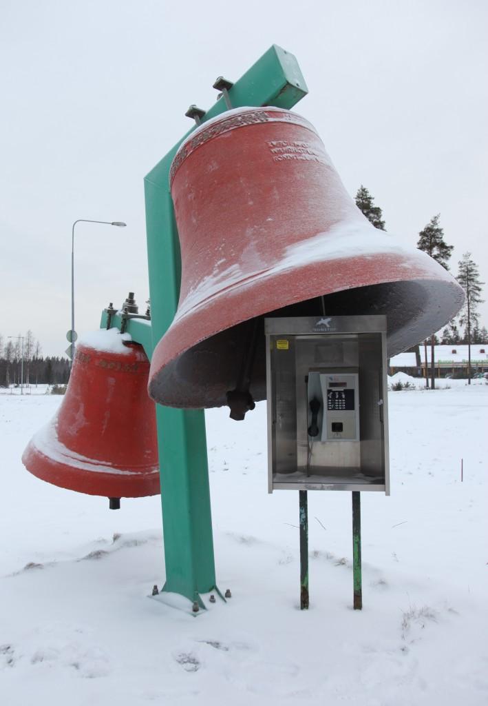 Zdjęcia: Vaskikello, Oulu, Można dzwonić, FINLANDIA