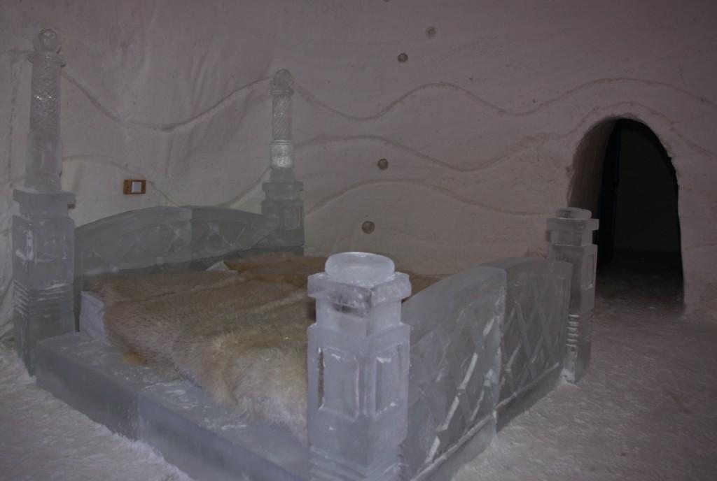 Zdjęcia: Kemi, Laponia, W sypialni królowej śniegu, FINLANDIA