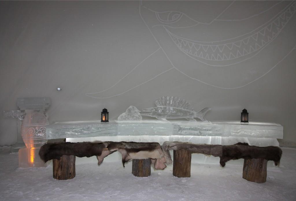 Zdjęcia: Kemi, Laponia, Stół, FINLANDIA