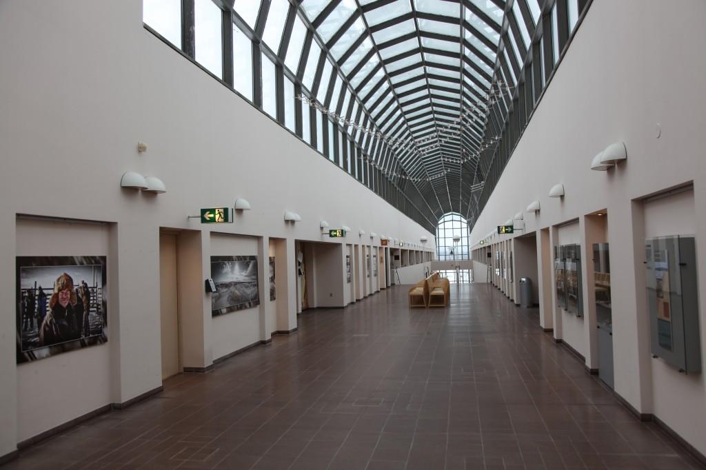 Zdjęcia: Rovaniemi, Laponia, Arktikum, muzeum, FINLANDIA