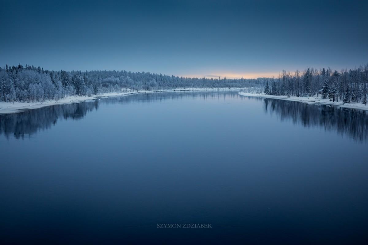 Zdjęcia: Sodankyla, Lapland, Cisza, FINLANDIA