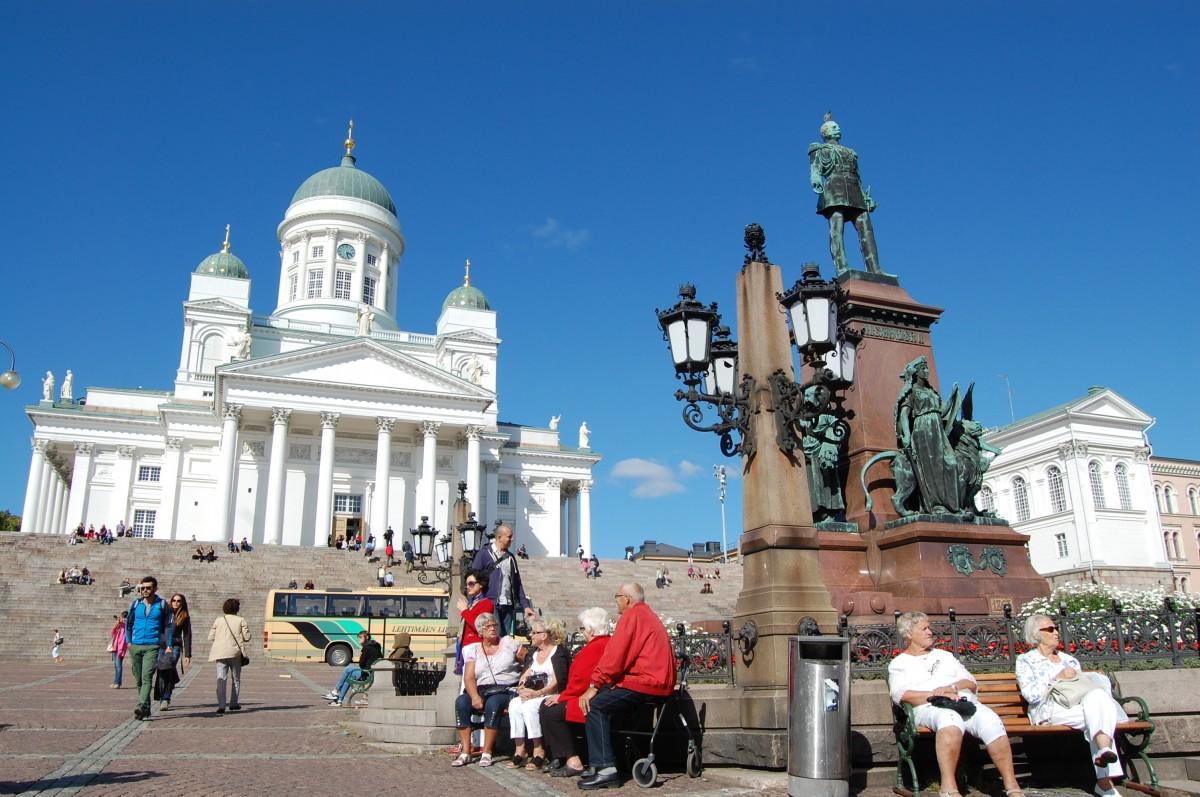 Zdjęcia: Helsinki, Finlandia, Moje wspomnienia z Helsinek, FINLANDIA