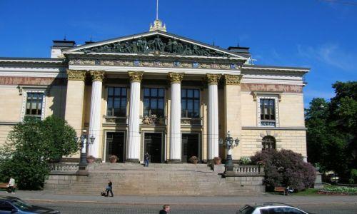 Zdjęcie FINLANDIA / Helsinki / centrum.. / Helsinki