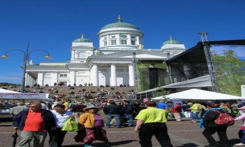 Zdjęcie FINLANDIA / Helsinki / centrum / Katedra
