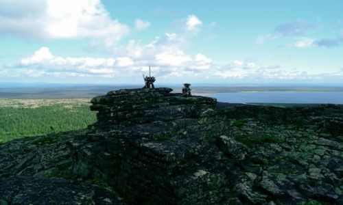 Zdjecie FINLANDIA / Lapland, Finland / Vuotso / Lapland, Finland