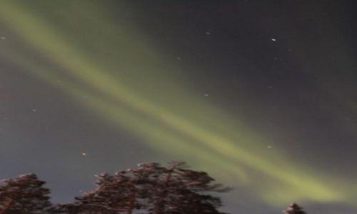 Zdjecie FINLANDIA / Laponia / za kolem polarnym / zorza