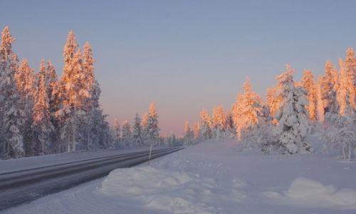 FINLANDIA / Laponia / Akasjampolo / Dorzucę się do wspólnej wyprawy do Piotrmas