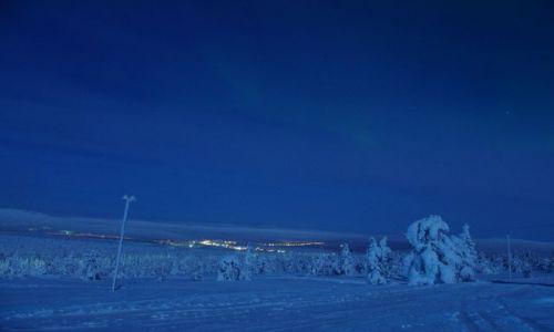 Zdjecie FINLANDIA / Laponia / Akasjampolo / Konkurs - miast