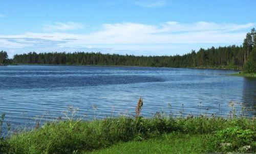 Zdjecie FINLANDIA / Laponia / Laponia / Laponia
