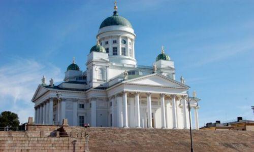 Zdjecie FINLANDIA / brak / Helsinki - Plac Senacki / Chwila w Helsinkach