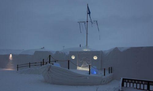 Zdjęcie FINLANDIA / Laponia / Kemi / Morskie opowieści