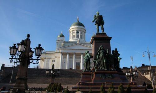 Zdjęcie FINLANDIA / Uusimaa/Nyland / Helsinki, Plac Senatu / Katedra Luterańska