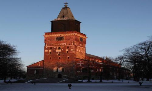 Zdjęcie FINLANDIA / Varsinais-Suomi  / Turku / Katedra w Turku