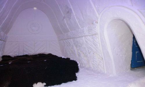 Zdjęcie FINLANDIA / Laponia / Kemi, hotel z lodu / Do wynajęcia
