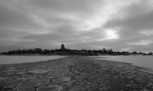 Zdjęcie FINLANDIA / Uusimaa  / Helsinki / W drodze do Twierdzy Suomenlinna