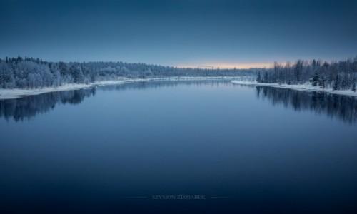 FINLANDIA / Lapland / Sodankyla / Cisza