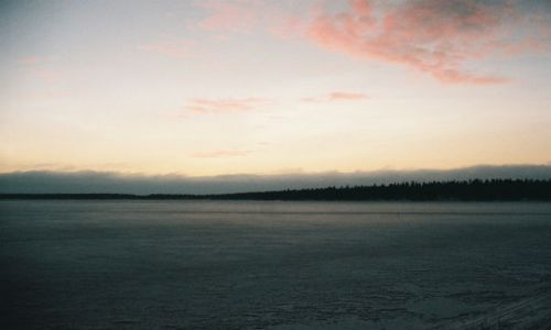 Zdjęcie FINLANDIA / LAPLAND / LAPLAND / FIŃSKIE KLIMATY