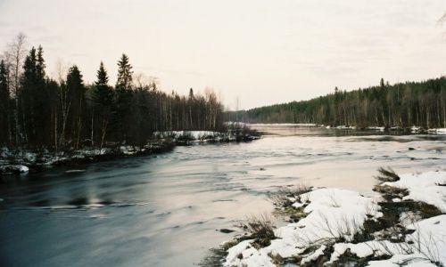 Zdjęcie FINLANDIA / LAPLAND / PÓŁNOCNY LAPLAND / FIŃSKIE KLIMATY