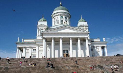 Zdjecie FINLANDIA / brak / Helsinki / Katedra