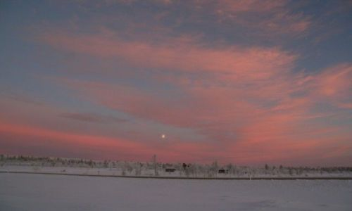 Zdjęcie FINLANDIA / brak / Laponia / Laponia