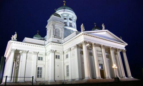 Zdjęcie FINLANDIA / Finlandia / Helsinki / Helsinki