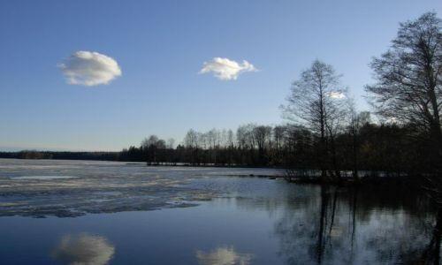 Zdjęcie FINLANDIA / południe kraju / valkeakoski / obłoczki